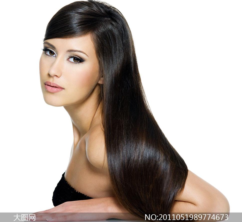 长发美女图片 清纯长发美女图片