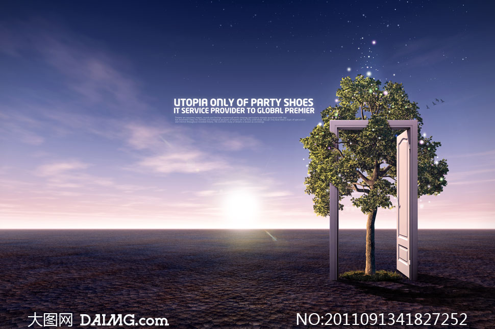 psd分层素材韩国素材创意蓝天天空白云云层