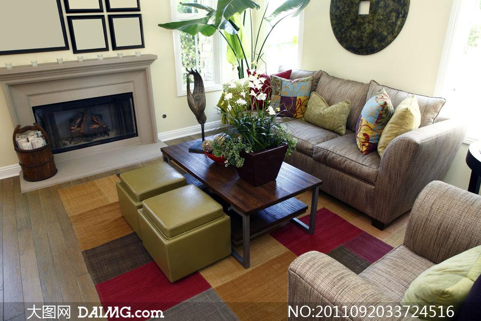 室内家具单体图片