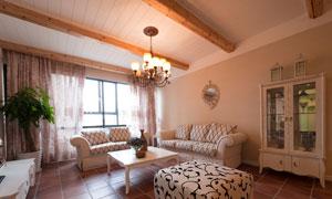 60平米老房子装修效果图 交换空间60平米小户型客厅装修效