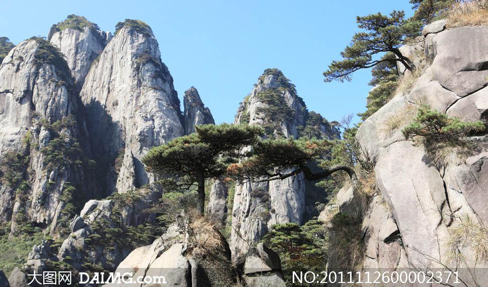 三清山旅游风景摄影图片 - 大图网设计素材下载