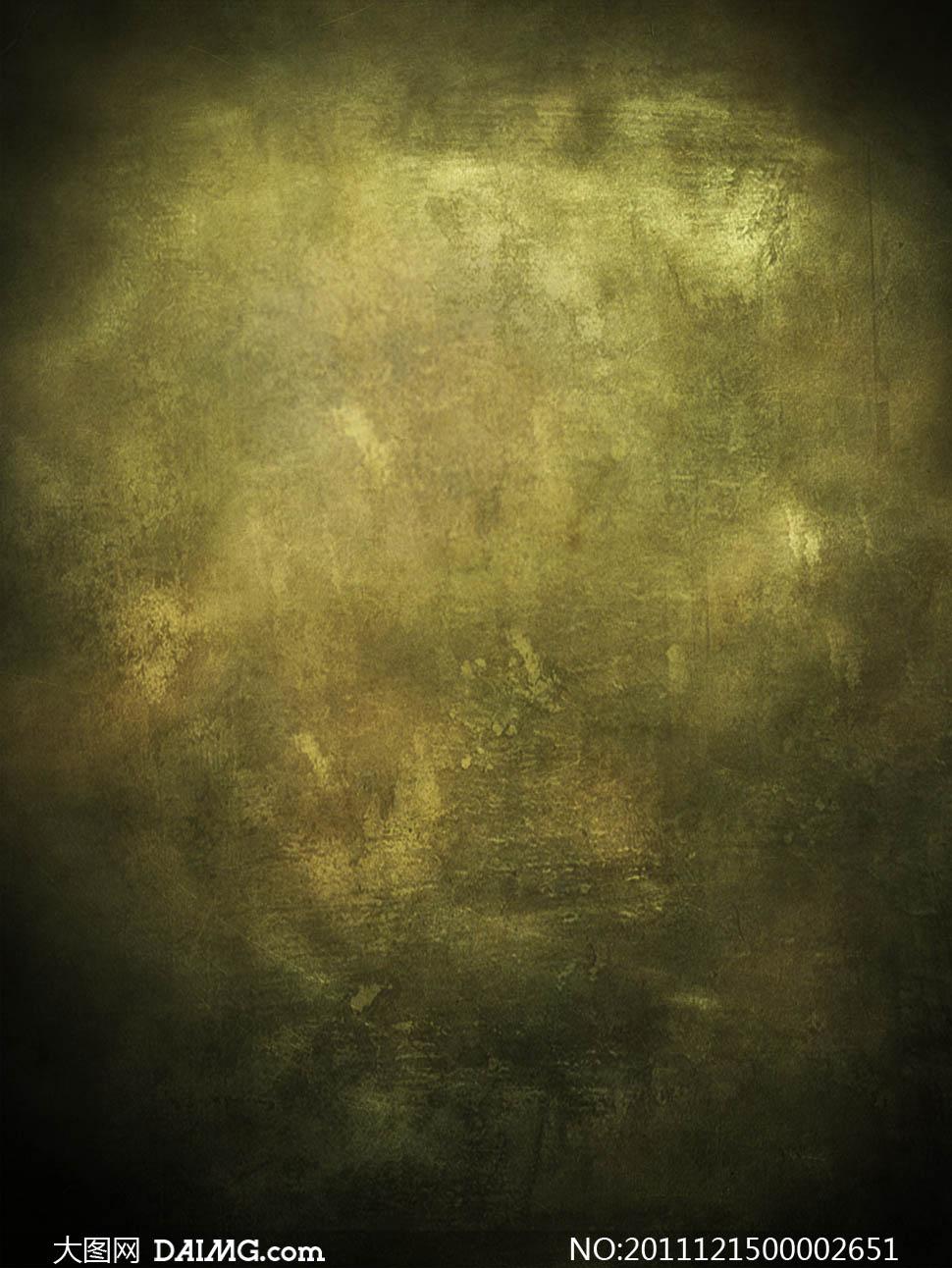 全黄色背景素材-ps暗黄背景图素材 _感人网