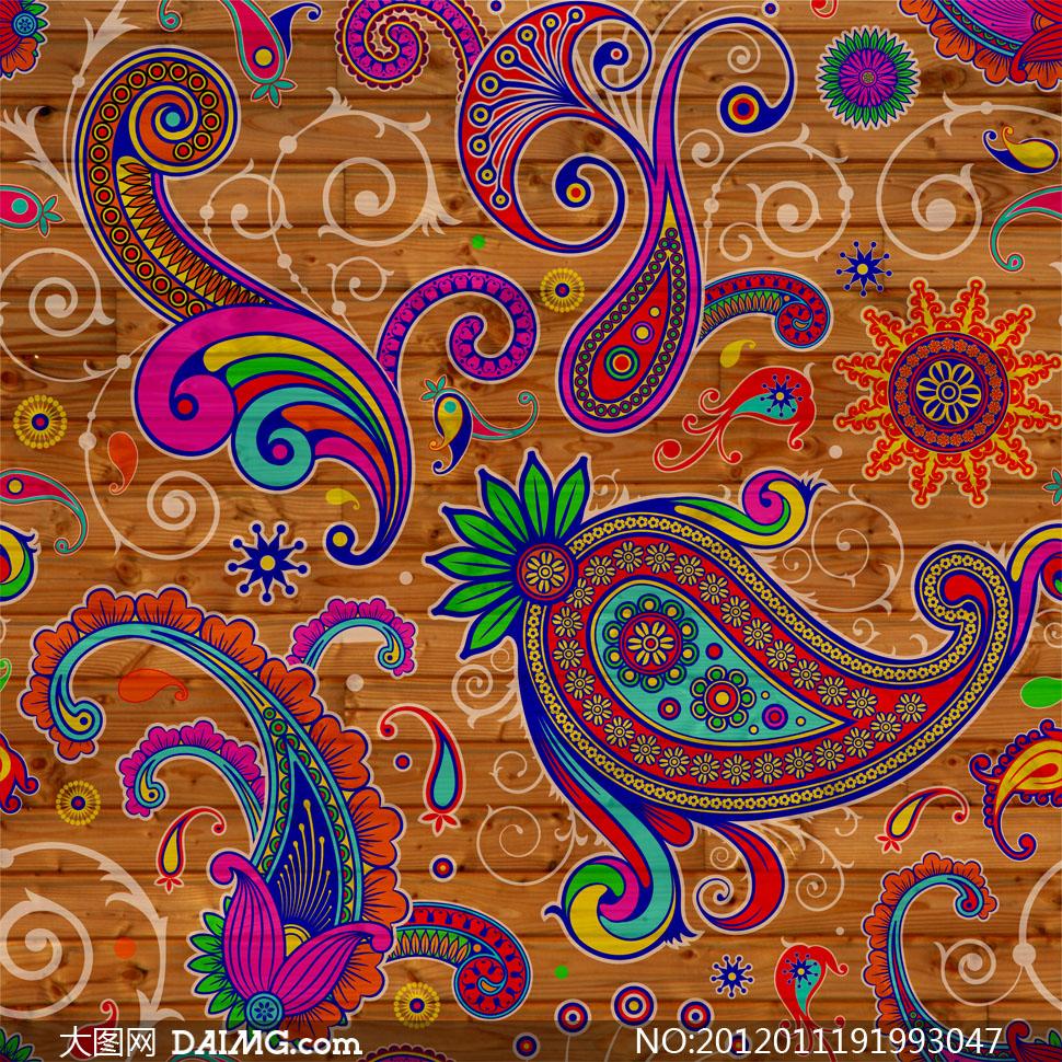 木质材质贴图花纹图案