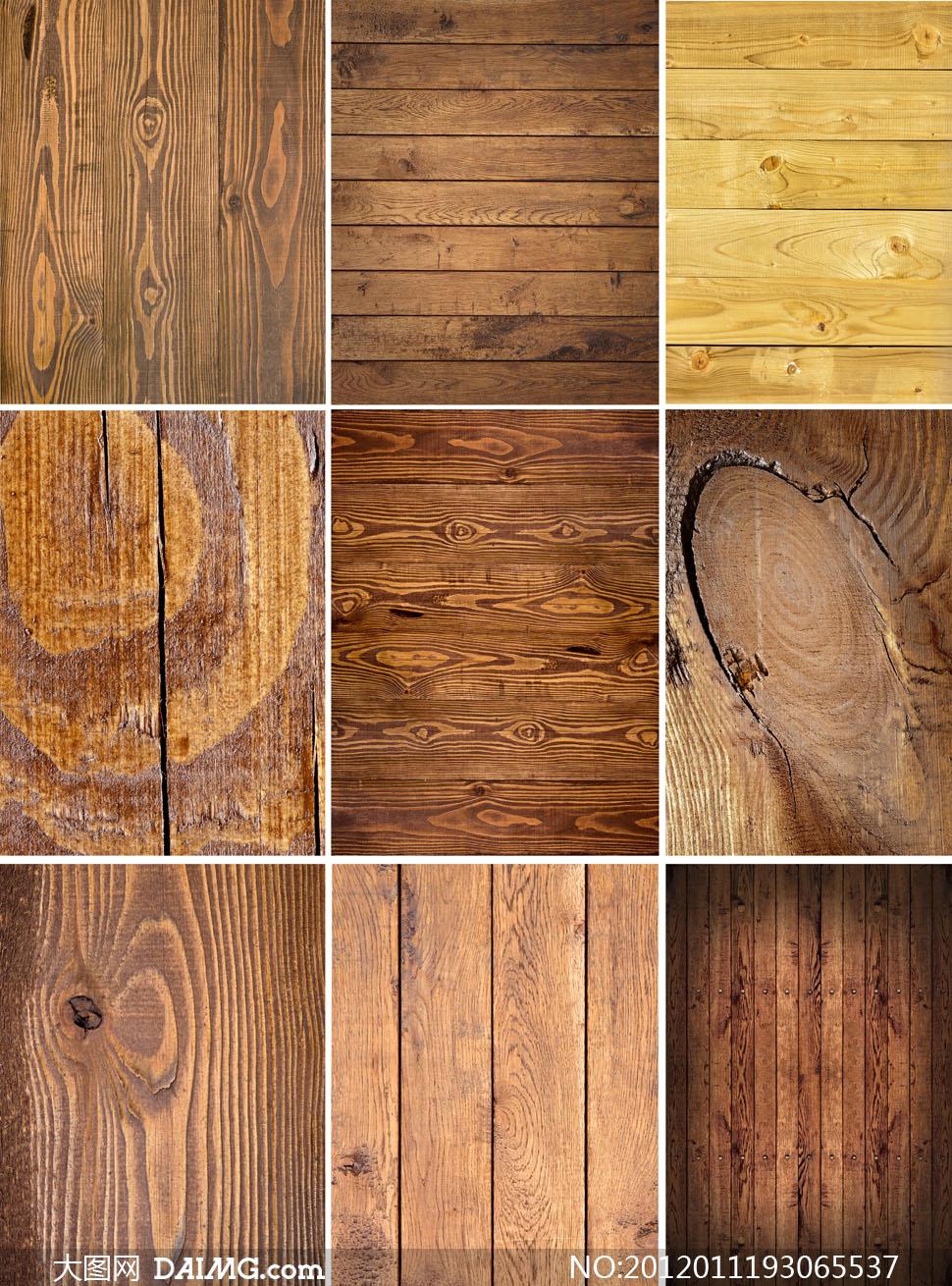 关键词: 高清大图素材摄影图片木纹木板木质材质贴图黄色棕色褐色