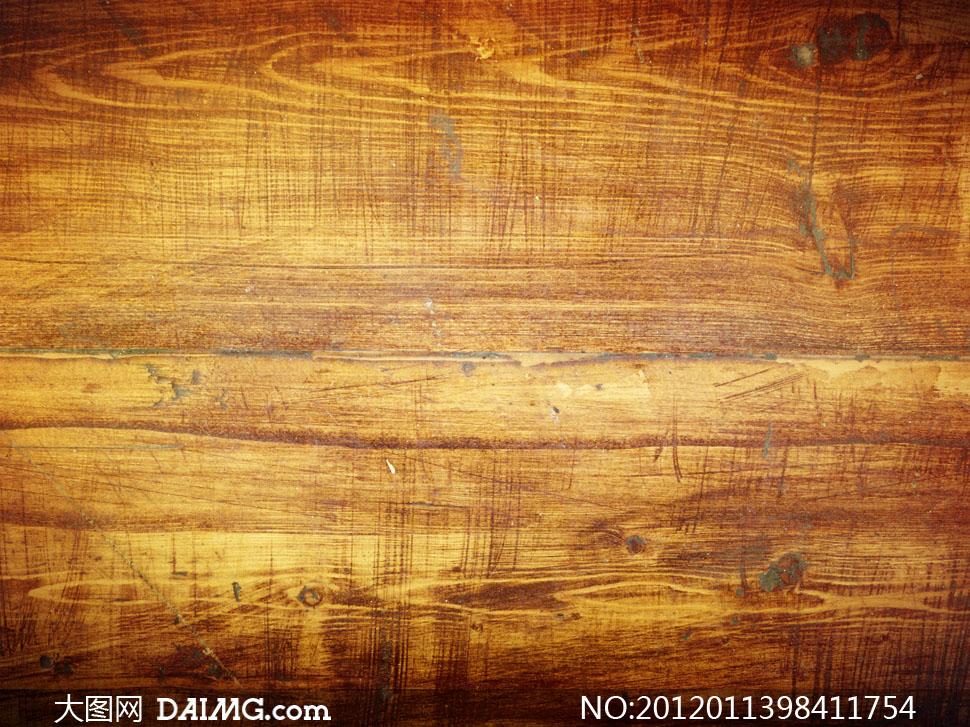 有污渍的木板背景高清摄影图片
