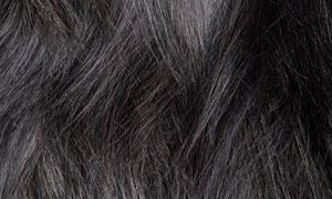 黑色头发纹理背景高清摄影图片图片