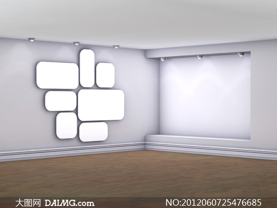 室内装修设计效果图图片素材