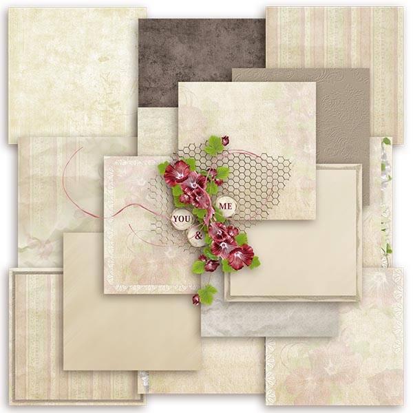 圈袋子丝带蝴蝶结花边边框