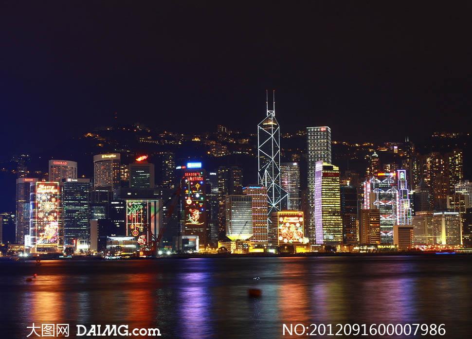 香港组件灯光v组件图片素材-大图网设计素材下夜景设计思想图片