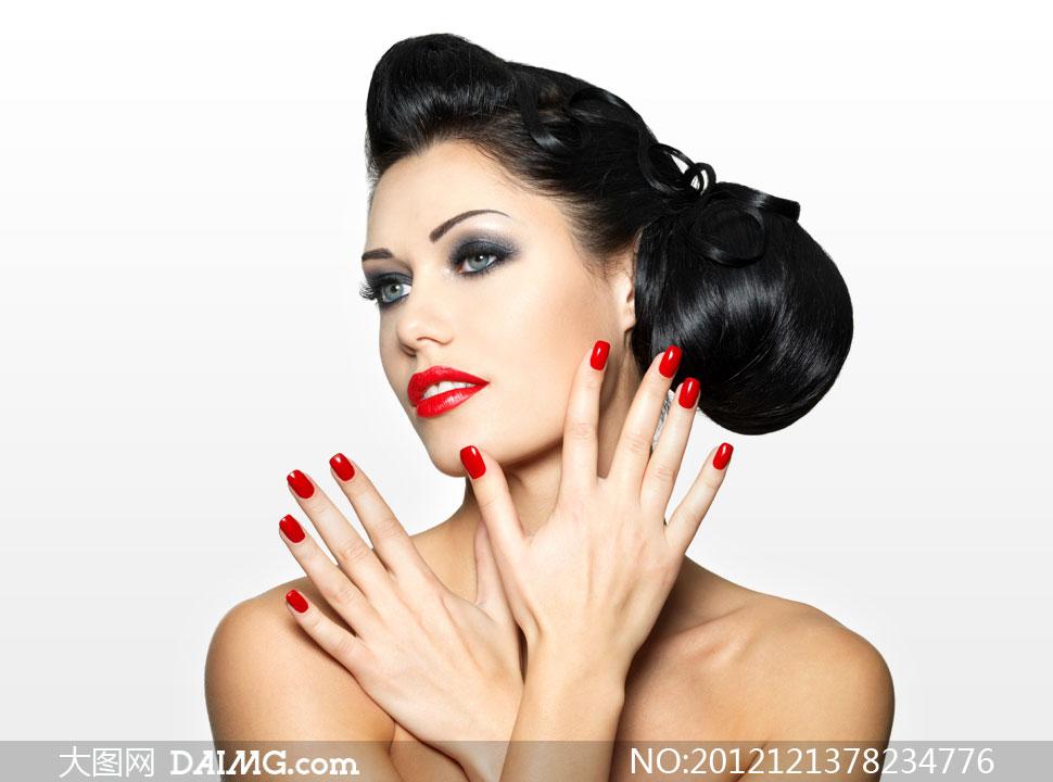 高清摄影大图图片素材人物人物美女女人女性